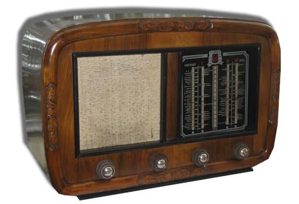 arreglar la radio