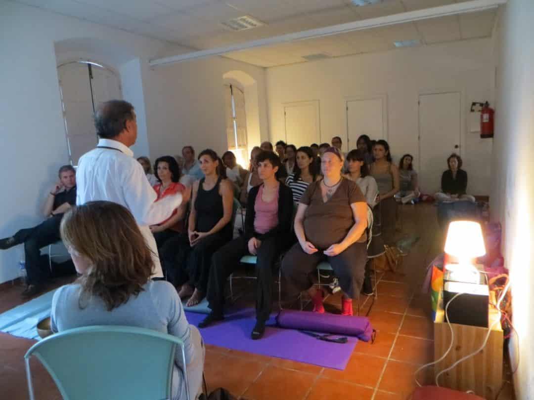 Curso de meditación en Sevilla