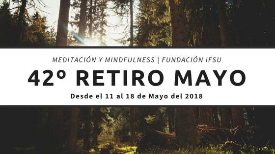 42º Retiro Anual de Meditación y Mindfulness
