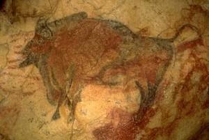 En el pasado pintabamos bisontes en Altamira