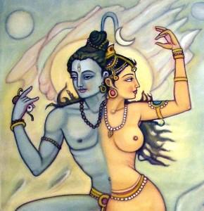 La Gracia es shakti en la representación hindu