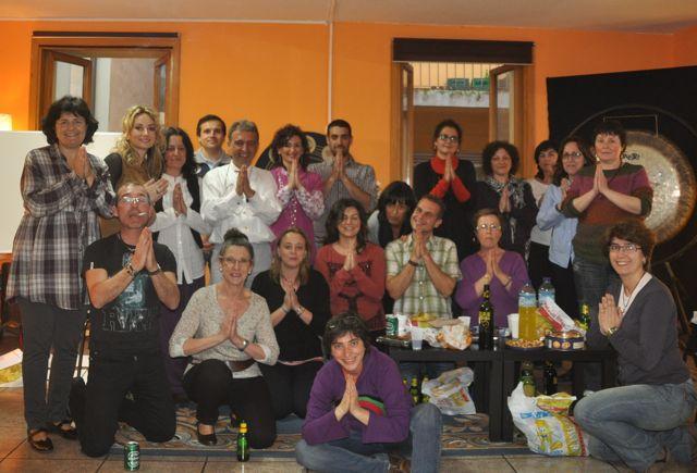 curso meditación en Madrid