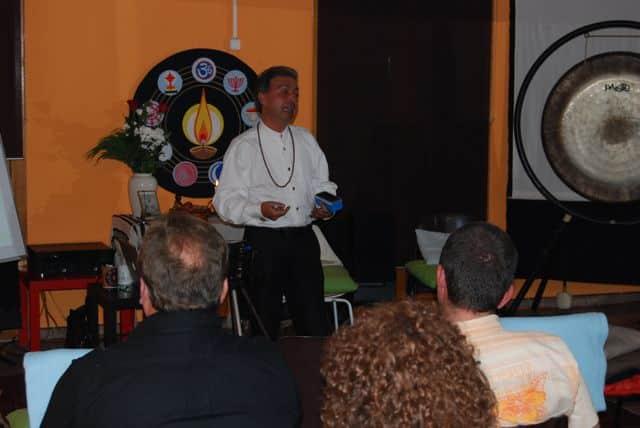 Curso Avanzado de Meditación en al Ashram de La Peral