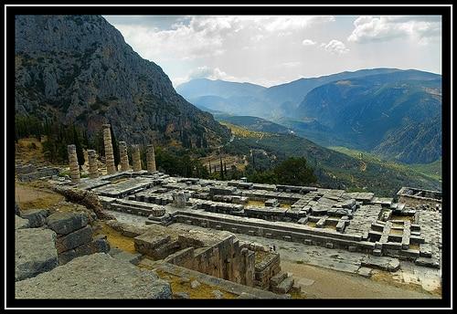 16 de Noviembre – El templo de Delfos – Respuestas al corazón