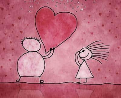 dar amor