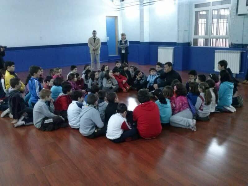 Formación de Profesores de Meditación – Educación primaria y secundaria – Sevilla
