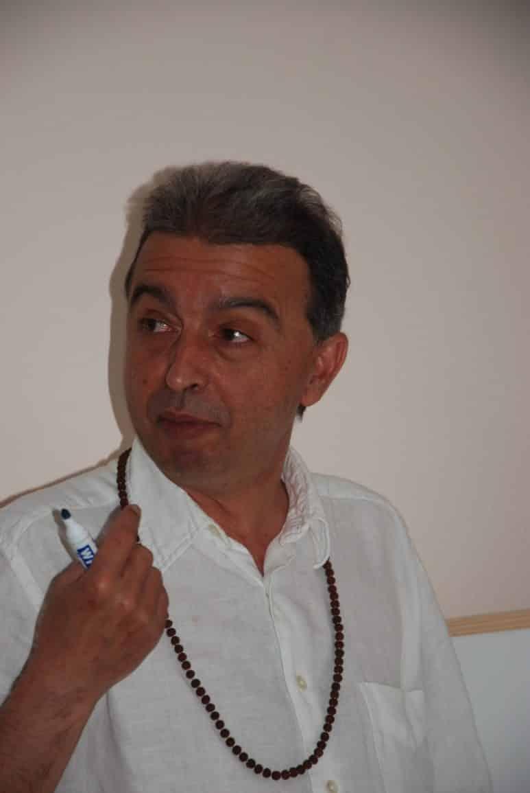 Curso de formación de profesores de meditación en Tarragona. Noviembre 2013
