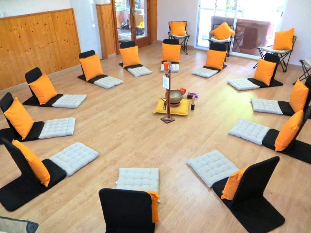 Curso de iniciación a la meditación y mindfulness en Riudoms. Nivel I (mañanas)