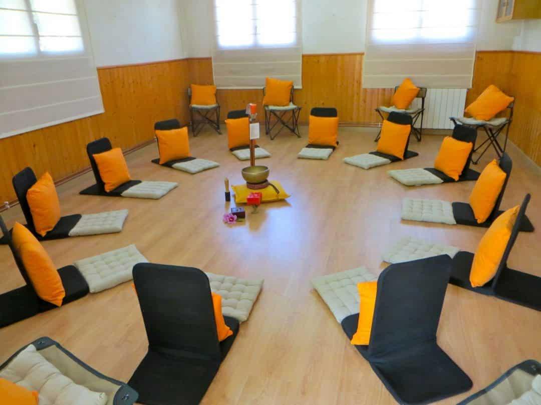 CURSO DE MEDITACIÓN Y MIDFULNESS EN RIUDOMS Y CAMBRILS (TARRAGONA)