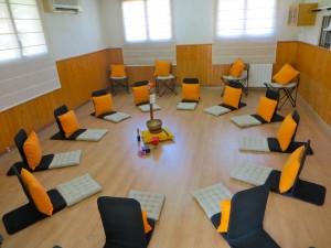 Sala de meditación