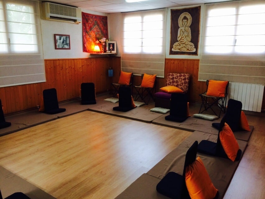 Curso trimestral de iniciación a la meditación y mindfulness (módulo1) en Riudoms