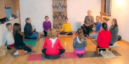 Meditación en Grupo y Satsang en Mairena de Aljarafe – Sevilla (de octubre 2014 a junio 2015)
