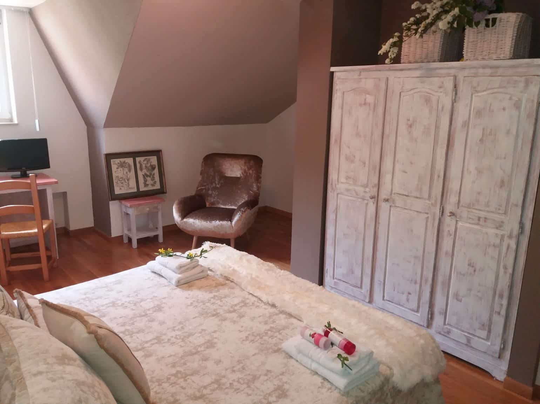 42º Retiro Anual de Meditación y Mindfulness Habitación