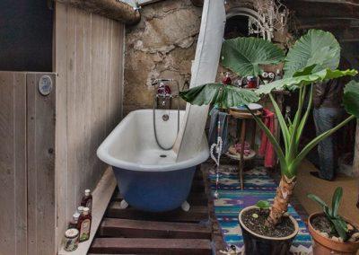 Baño Ashram de la creatividad