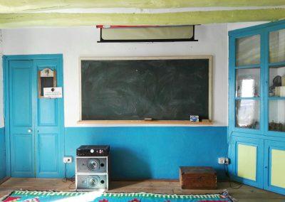 Sala meditación Ashram de la creatividad
