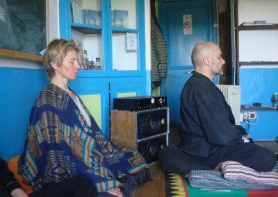 Clases de Meditación con alojamiento en Tarragona
