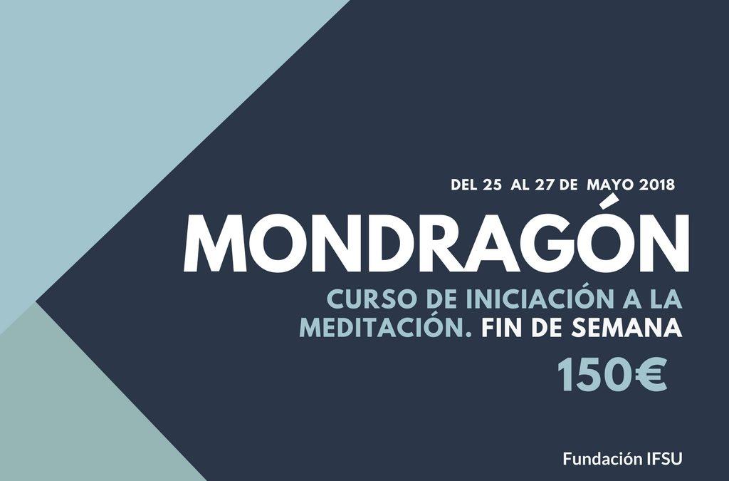 Curso de iniciación a la meditación y el mindfulness en Mondragón