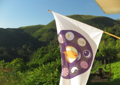 Bandera fundación IFSU