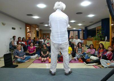 Charla Rafael Alvarez El Brujo Meditación Fundación IFSU