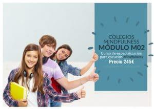 tríptico Colegios Mindfulness