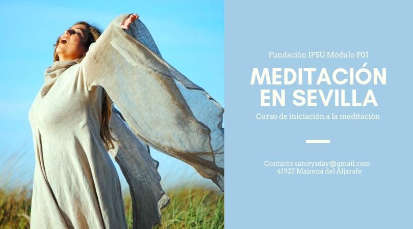 Curso de Iniciación a la Meditación y el Mindfulness en Sevilla