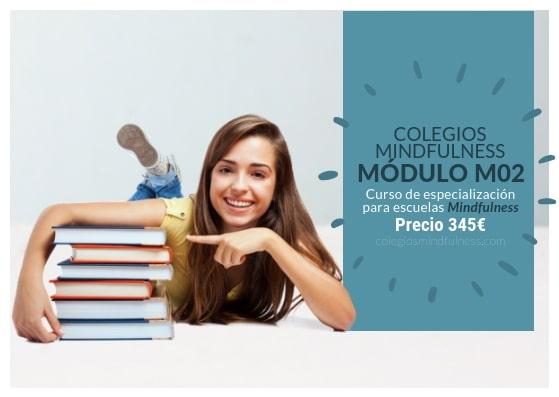 Formación para implementar la meditación en el ámbito escolar Madrid