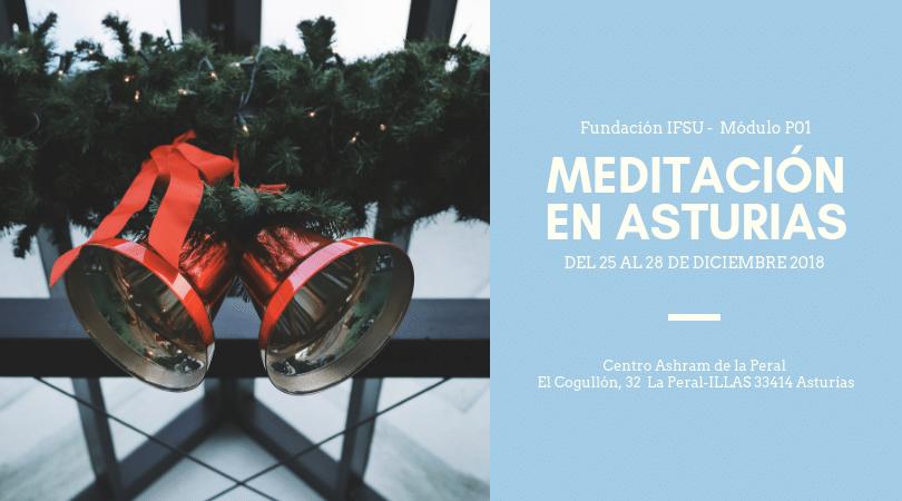 Retiro de Meditación Navidades 2018