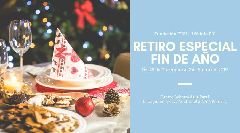 Retiro de Meditación Especial Fin de Año en Asturias