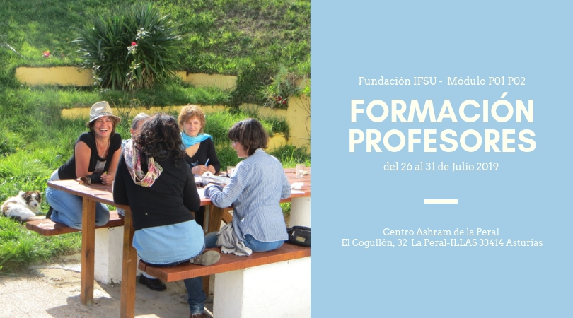 Formación de Profesores Módulos P01 y P02 Certificados