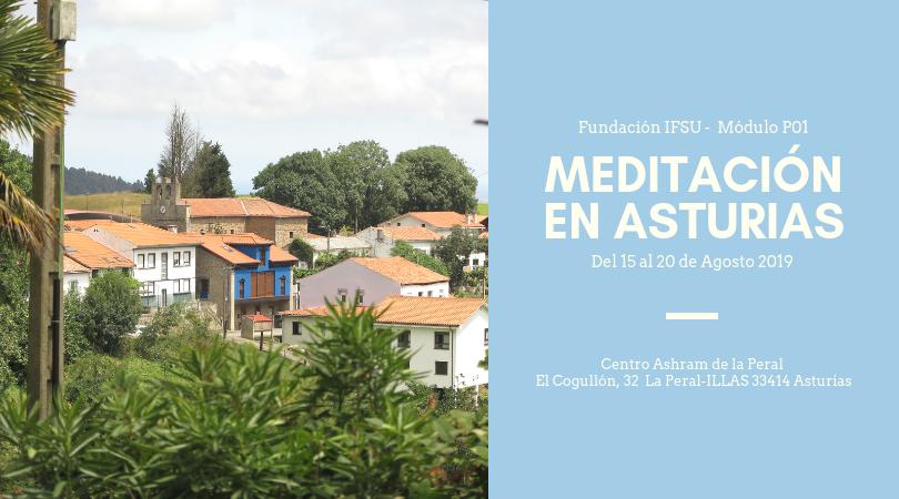 Retiro de iniciación a la meditación – Asturias