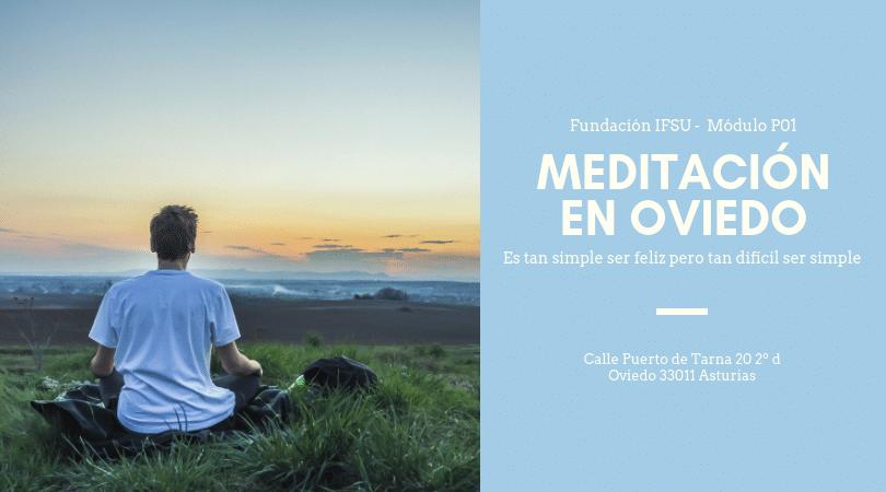 Curso de Iniciación a la Meditación en Oviedo 8 sesiones