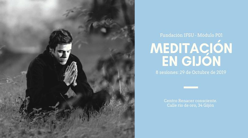 Curso de Iniciación a la meditación en Gijón. 8 Sesiones